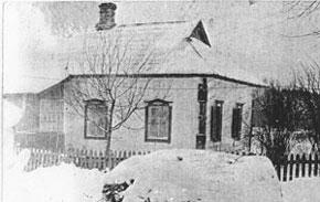 Дом П.С. Рыбалко в селе Малый Истороп