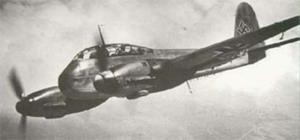 Авиация Второй мировой - Германия